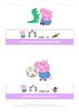 Formando oraciones con Peppa Pig