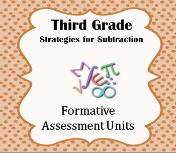 Formative Assessment Lesson: Strategies for Subtraction