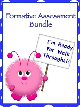Formative Assessments/Exit Slips