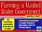 Forming a United States Government UNIT