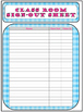 Forms, Passes, and Signs - Great for New School Year!
