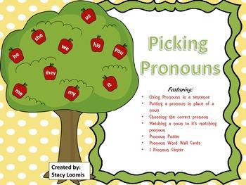 Pronoun Collection