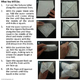Fortune Teller / Cootie Catcher Blank Editable Template