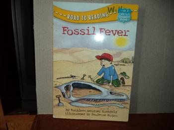 Fossil Fever ISBN 0-307-26400-9