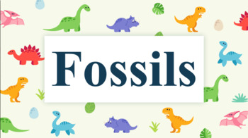Fossils: Biological Change Power Point