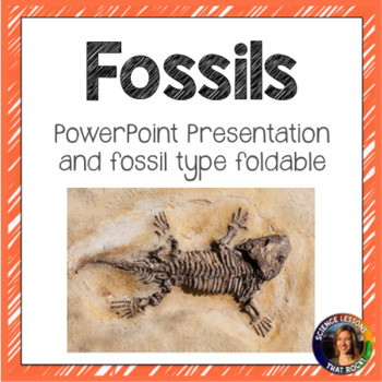 Fossils SMART notebook presentation
