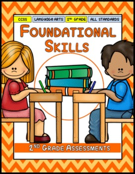 Foundational Skills Assessments 2nd Grade