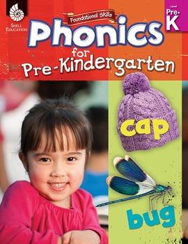 Foundational Skills: Phonics for Pre-Kindergarten