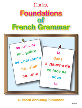 Foundations of French Grammar - Digital Files