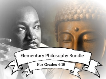 Elementary Philosophy Bundle: Diverse Reading and Discussi