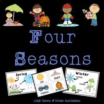 Four Seasons Primary Packet