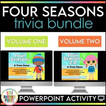 Four Seasons PowerPoint Game