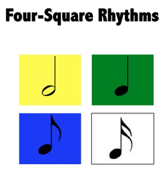 Four-Square Rhythms