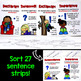Types of Sentences Posters and Interactive Notebook Entry FREEBIE