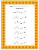 Four fall themed music sheets great for lessons or sub pla