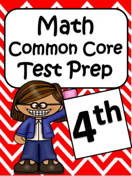 Fourth Grade Common Core Math Test Prep