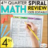 4th Grade Math Homework 4th Grade Morning Work 4th Grade M