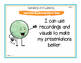 """Fourth Grade ELA Common Core """"I Can"""" Posters and Statement Cards"""