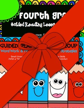 Fourth Grade Guided Reading Comprehension Strategies/ Less