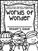 Fourth Grade Journey's Activities: Museums: World of Wonde