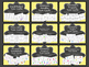 Fourth Grade Math Standards Task Cards