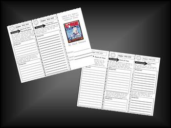 Fourth Grade Reading Wonders Unit 4 Week 2 Anthology Tri-Fold