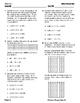 Fourth Grade Math STAAR Test Prep: Daily Quiz STAAR 4.4E