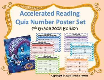 Fourth Grade Scott Foresman Accelerated Quiz Numbers Poste