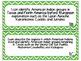 Fourth Grade Social Studies TEKS~ Green Chevron