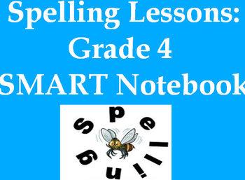 Fourth Grade Spelling Lesson Unit