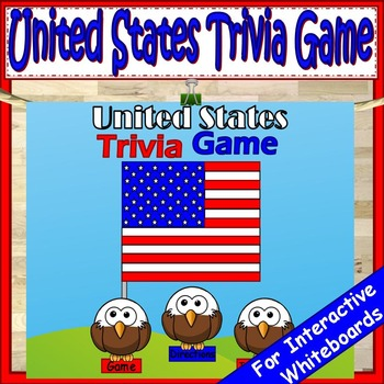 United States PowerPoint Game