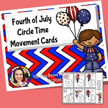 Fourth of July: Circle Time Movements