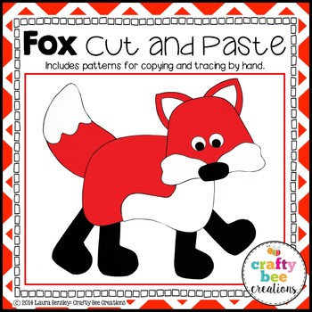 Fox Cut and Paste