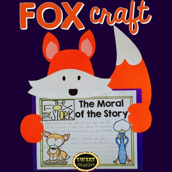 Fox craft activity