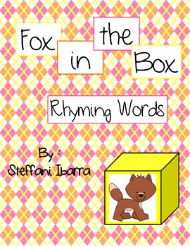 Fox in the Box Rhyming Words