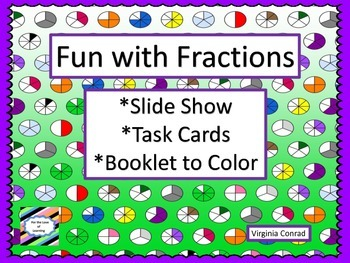 Fraction Action--slide show, center, and more