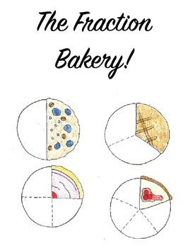 Fraction Bakery - Fractions Game