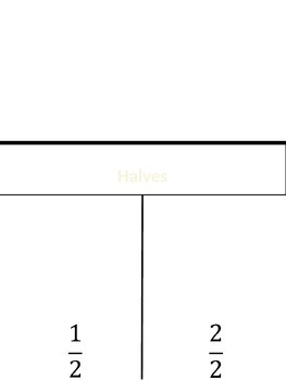 Fraction Book Printable