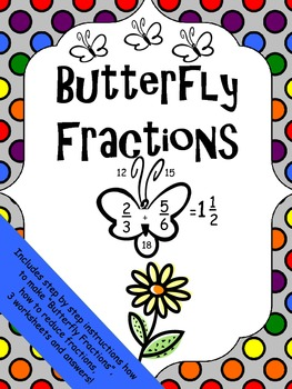 Fraction Butterfly Buddies