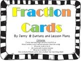 Fraction Card Set