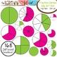 Fraction Circles, Strips & Pieces Clip Art MEGA Pack {Save