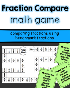 Fraction Compare Game