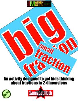 Fraction Comparison Challenge Activity