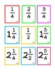 Fraction Decimal Percent and INTEGER Number Line plus Time