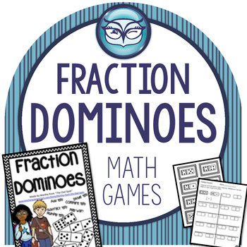 Fraction Dominoes Games