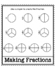 Fraction Flip Book- Introduction to Basic Fractions