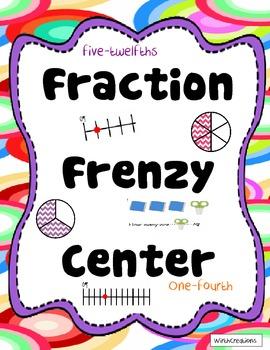 Fraction Frenzy Center
