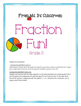 Fraction Fun!