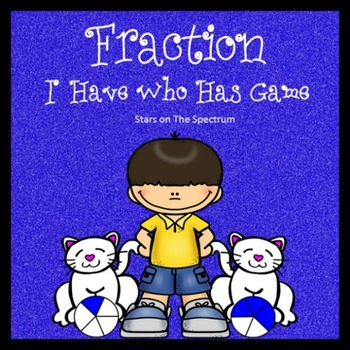 Fractions * Fraction Game