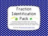 Fraction Identification Pack